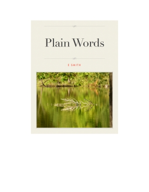 plain words cover